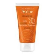 Creme solar com cor pele sensível spf30 50ml - Avene
