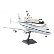 Boeing 747 SCA & Space Shuttle Revell RV4863