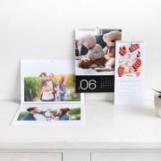 smartphoto Wandkalender Quadratisch