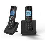 Alcatel Teléfono ALCATEL F680 Dúo Negro
