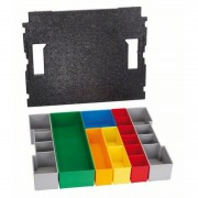 Куфар L-BOXX 102 вътрешна кутия комплект 13 броя, 1600A001RY, BOSCH