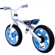 Детско колело за баланс Training Bike - Синьо - JD Bug, MAS-S009-blue