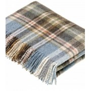 Plaid Addict Plaid Pure Laine Écossais Bleu Glen