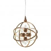 Kare Design Universum Koper LED Pendant Hanglamp