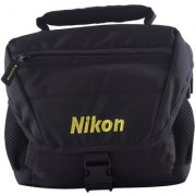 Nikon DSLR Camera Bag For Traveling Save Camera (Black)