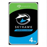Seagate Skyhawk 4TB Surveillance Hard Drive SATA 6Gb/s 64MB Cache 3.5-Inch Internal Drive Frustration Free Packaging (ST4000VX007)