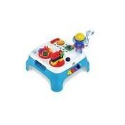 Mesa Maxi Atividades com Som Magic Toys Azul