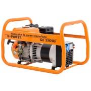 Ruris Generator Ruris R-Power GE 2500S, 2500 W, 7 CP, motor Kama, 4 timpi