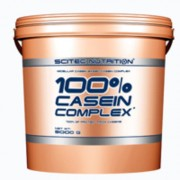Casein Complex 100% 5000g belga csokoládé Scitec Nutrition