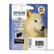 EPSON Light Light Black Inkjet Cartridge for Stylus Photo R2880 (C13T09694010)