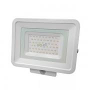 OPTONICA SMD2 LED REFLEKTOR / mozgásérzékelős / 50W / Fehér / Nappali fehér / FL5851