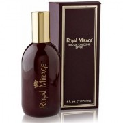 Royal Mirage Brown Eau de Cologne Classic Original 120ml