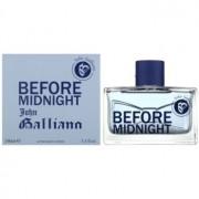 John Galliano Before Midnight loción after shave para hombre 100 ml
