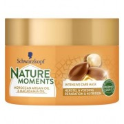 Schwarzkopf Nature Moments Intensive Care Mask Morrocan Argan Oil & Macadamia Oil (250ml)