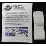 Competition Resins 1:24 1:25 '74-75 Mustang II Funny Car Body for Revell CR1038X