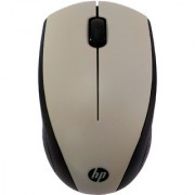 HP G3T 3 Button Wireless USB Optical Scroll Mouse with Nano USB Receiver(Light Silver/Black)