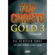 Hage Musikverlag Top Charts Gold 3