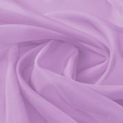 vidaXL Воал, плат, 1,45 x 20 м, лилав