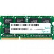 8GB DDR3L 1600MHz, SO-DIMM, Apacer, 1.35V