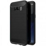Husa USKUS pentru Samsung Galaxy S8 Plus G955 Armor Slim Silicon Neagra