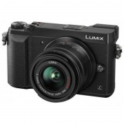 Panasonic Lumix DMC-GX80NEGK 16MP Sensor Digital Live MOS 4K + H-FS 14-42