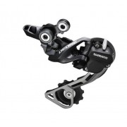 Shimano Bakväxel Deore RD-M615 Shadow +, Onesize, Silver