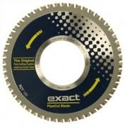 TCT 165 Exact Tools Disc pentru tăierea oțelului, cuprului, aluminiului și materialelor plastice, cod 7010487