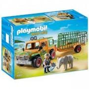 Комплект Плеймобил 6937 - Рейнджърски камион със слон, Playmobil, 2900166