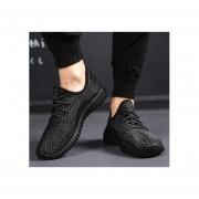 Zapatos Casual Fashion-Cool Para Hombre-Negro