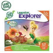 LeapFrog Explorer Learning Game: Disney Fairies: Tinker Bell and the Lost Treasure (Leapster Explorer Only)