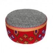 Tahiro Multicolour Cotton Printed Himachali Cap - Pack Of 1
