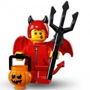 Идентифицирана минифигурка Лего Серия 16 - Малкото дяволче - Lego series 16 - Cute Little Devil, 71013-4