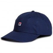 Шапка с козирка FILA - Dad Cap Strap Back 686004 Black Iris 170