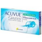 Johnson & Johnson Acuvue Oasys for Presbyopia 6 šošoviek