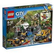 LEGO City kocke Jungle Exploration Site - Džungla: Istraživački lokalitet 813 delova 60161