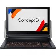 Acer ConceptD 9 Pro (CN917-71P) - 17,3T''/i9-9980HK/2*1TBSSD/2*16G/RTX5000/W10Pro čierny + 3 roky NBD