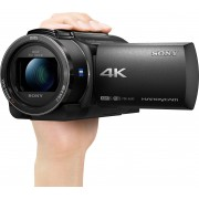Sony »AX43« Camcorder (4K Ultra HD, WLAN (Wi-Fi), NFC, 20x opt. Zoom)