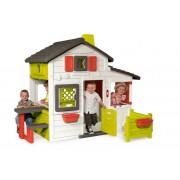 Smoby - Детска къщичка за приятели - Friends House