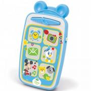 Smartphone de jucarie cu sunete si lumini Baby Mickey Mouse Disney Baby