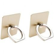 EC Pack of 2 Universal Mobile Ring holder for all mobiles phones