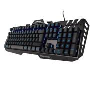 Hama uRage Cyberboard Метална геймърска клавиатура