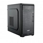 Кутия Spire SPT1413B, Micro ATX/Mini ITX, 1x USB3.0, черна, 420W захранване