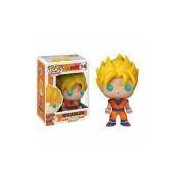 Pop Funko 14 Super Sayan Goku Dragom Ball Z