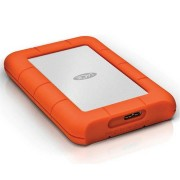 Lacie 1tb Usb 3.0 Rugged Mini Portable Hard Drive Lac301558