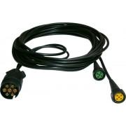Aspöck Kabelsatz 5 m - für Multipoint Rückleuchten