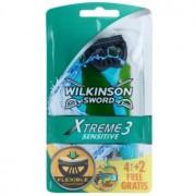 Wilkinson Sword Xtreme 3 Sensitive aparat de ras de unică folosință 6 buc