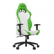 Vertagear S-Line SL2000 Gaming Chair White/Green
