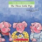 Los Tres Cerditos/The Three Little Pigs, Paperback/Luz Orihuela