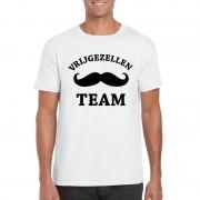 Bellatio Decorations Vrijgezellenfeest Team t-shirt wit heren