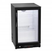 Arca refrigeradora - 108 L - parte interna de alumínio